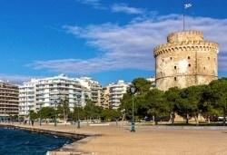 Март-април-май в Солун, Гърция: 2 нощувки със закуски, транспорт и водач