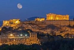 Ранни записвания за екскурзия до Атина и Метеора, с възможност за посещение на Коринтския канал, Микена и Нафплион: 3 нощувки със закуски и транспорт! - Снимка
