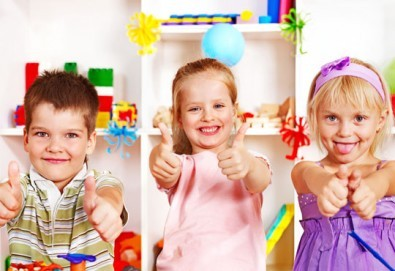 Детска занималня за един час, половин ден, една седмица или един месец в детска къща Лече Буболече! - Снимка
