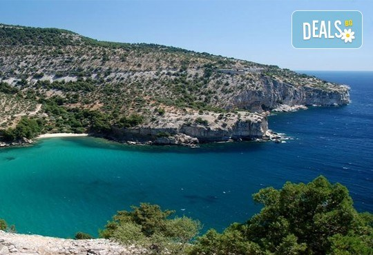 Екскурзия до о. Тасос - зеления рай на Гърция, през май с Дари Травел! 2 нощувки със закуски, транспорт и билет за ферибот - Снимка 4
