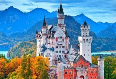 Екскурзия до Германия и приказните замъци на Бавария с Дари травел! 4 нощувки със закуски в хотели 2/3* в Загреб и Мюнхен, транспорт и програма - Снимка
