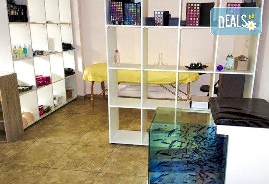Освежете кожата си в обедната почивка! Диамантено микродермабразио, фотон терапия и регенериращ филър от NSB Beauty Center! - Снимка 4