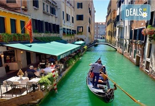 Екскурзия до Верона и Венеция, юни и юли: 2 нощувки със закуски и транспорт