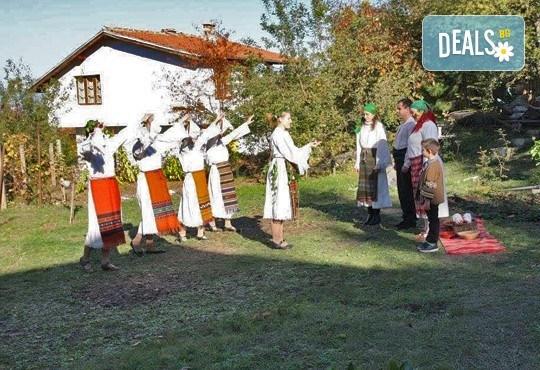 Раздвижете се в ритъма на българското хоро! 2 или 4 посещения на занимания по народни танци в клуб Вишана! - Снимка 4