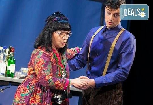 Комедия с Албена Михова и Мая Новоселска! Гледайте ''Приятелки мои'', МГТ Зад канала на 17-ти февруари (петък) - Снимка 3
