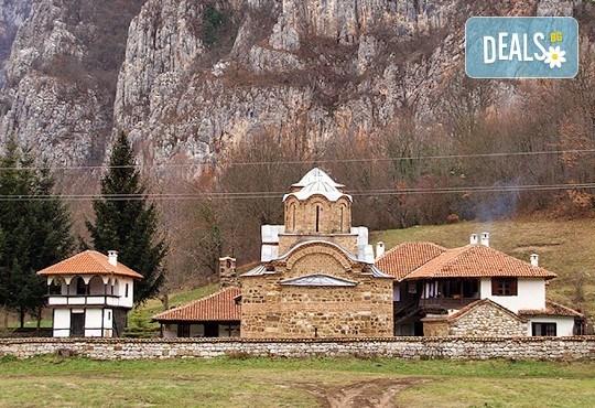 Еднодневна екскурзия в Сърбия през март с посещение на Погановски и Суковски манастири, транспорт от агенция Поход! - Снимка 2
