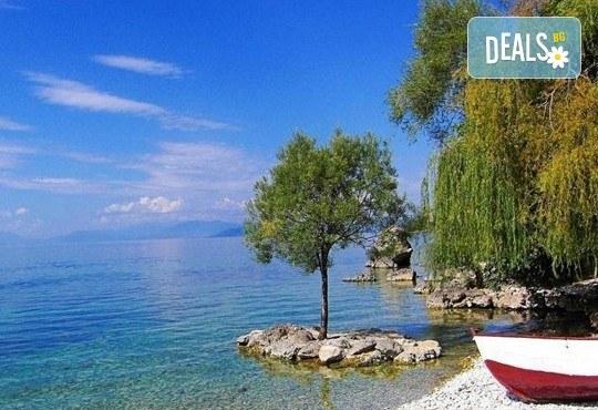 Екскурзия до Македония през юни с Дари Травел! 2 нощувки със закуски в хотел 3* в Охрид, транспорт и програма в Скопие, Охрид, каньона Матка - Снимка 3