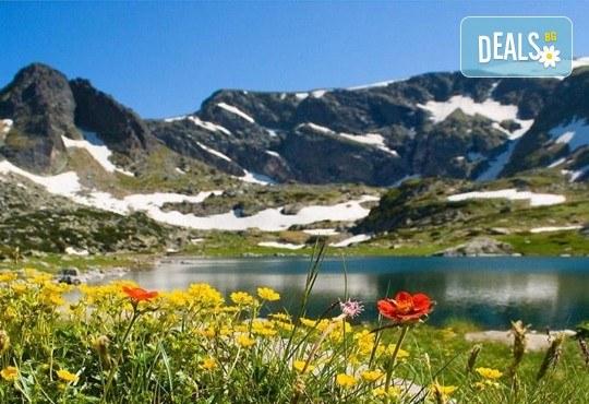 До Седемте рилски езера на дата по избор, с Дари Травел! 1 нощувка със закуска хотел Панорама 2* в Паничище, транспорт и планински водач - Снимка 1