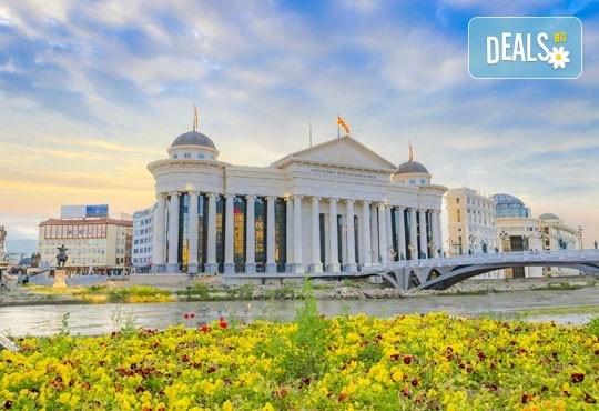 Eкскурзия до Македония и Албания, с посещение на Скопие, Тирана и Дуръс! 2 нощувки, 2 закуски и 1 вечеря в Охрид, транспорт и екскурзовод! - Снимка 1