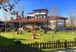 През март в Етно село Тимчевски, Македония: 1 нощувка със закуска, вечеря и транспорт