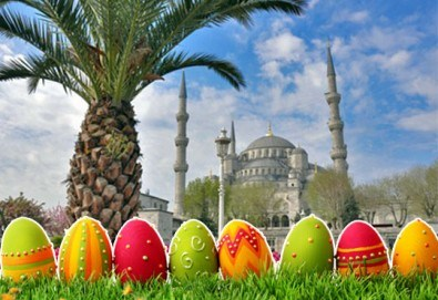 Великден в Истанбул с Караджъ Турс! 2 нощувки със закуски в хотел 2*, 3* или 4* - по избор, транспорт и програма - Снимка