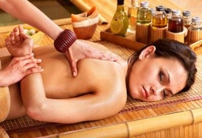 Отпуснете се с релаксиращ масаж на гръб и антистрес масаж на скалп в салон Addicted To Style, Варна! - Снимка