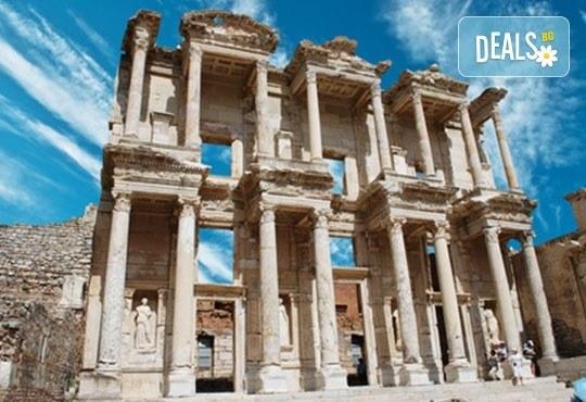 Екскурзия до Егейска Турция - по следите на древните цивилизации с Караджъ Турс! 4 нощувки със закуски и вечери в хотели 3*, транспорт и програма - Снимка 1