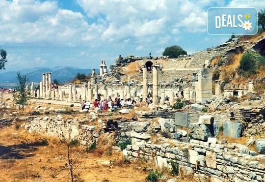 Екскурзия до Егейска Турция - по следите на древните цивилизации с Караджъ Турс! 4 нощувки със закуски и вечери в хотели 3*, транспорт и програма - Снимка 3