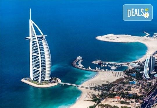 На почивка в Дубай с Джон Лий Травел! 7 нощувки със закуски в хотел 3* или 4*, самолетен билет и летищни такси - Снимка 1