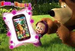 Изненадайте мъника със забавна играчка - детски смартфон с български приказки и песни от Магнифико! - Снимка