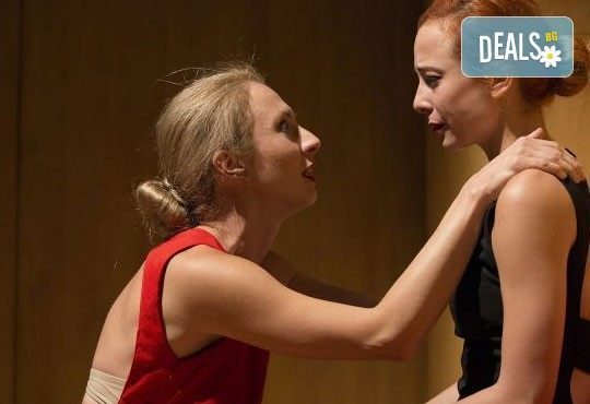 Пиеса за любовта и живота! Гледайте ''Лив Щайн'' в МГТ ''Зад канала'' на 26-ти февруари (неделя) - Снимка 4