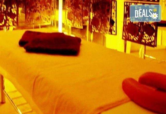 Релаксирайте и заредете организма си с енергия! Чакра масаж Ин-Ян и су джок терапия на цяло тяло в салон Лаура Стайл! - Снимка 5