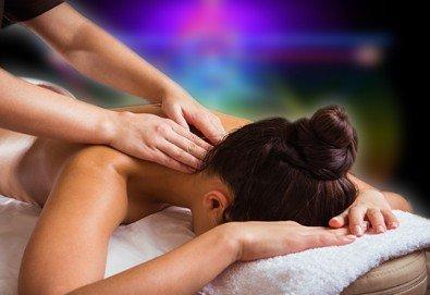 Релаксирайте и заредете организма си с енергия! Чакра масаж Ин-Ян и су джок терапия на цяло тяло в салон Лаура Стайл! - Снимка