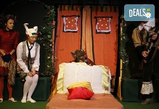 Театър за деца! Заповядайте на Червената шапчица в театър ''Възраждане на 11.02. от 11ч. или от 12.30ч, с билет за един! - Снимка 8