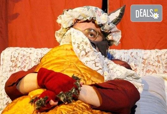 Театър за деца! Заповядайте на Червената шапчица в театър ''Възраждане на 11.02. от 11ч. или от 12.30ч, с билет за един! - Снимка 4