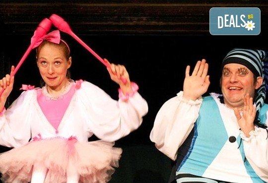 На театър с детето! Снежанка и седемте джуджета, на 18.02 от 12:30 ч. в театър ''Възраждане'', билет за един! - Снимка 3