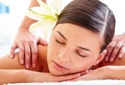 70-минутна наслада за тялото и сетивата с масаж, съчетан с ароматерапия, и бонус: рефлексотерапия и масаж на стъпала и длани в RG Style! - Снимка