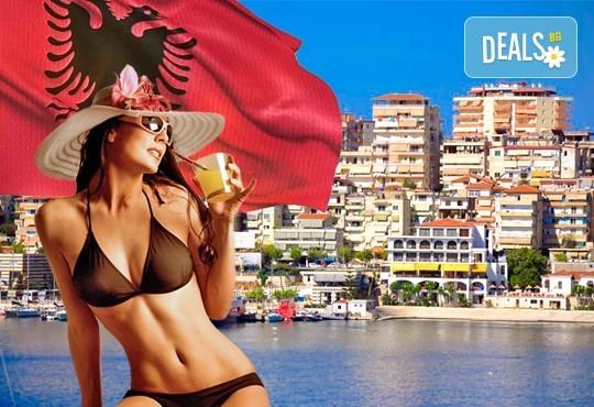 На море в Саранда, Албания, през юни или септември! 4 нощувки със закуски, транспорт, екскурзовод и туристическа програма - Снимка 1