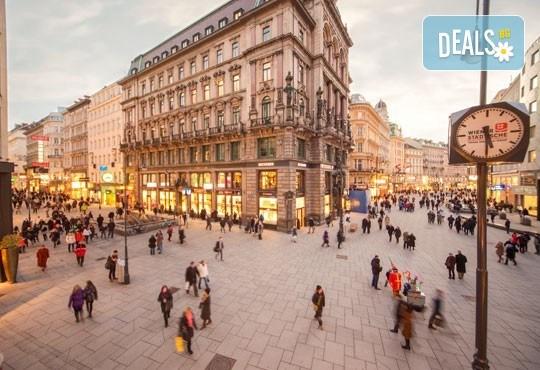 Екскурзия до красивите столици на Европа - Будапеща и Виена! 5 дни, 2 нощувки със закуски, транспорт от Пловдив и екскурзовод! - Снимка 9