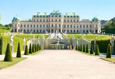 Екскурзия до красивите столици на Европа - Будапеща и Виена! 5 дни, 2 нощувки със закуски, транспорт от Пловдив и екскурзовод! - Снимка