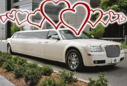 Романтично предложение! Лимузина, фотосесия, испанско вино от San Diego Limousines