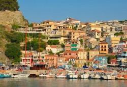 Почивка в Парга - красавицата на Йонийско море, през май, юни или септември! 4 нощувки със закуски в хотел 3*, транспорт и екскурзовод - Снимка