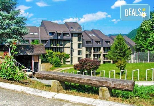 Великден в Сърбия с Darlin Travel! 2 нощувки на база пълно изхранване в СПА хотел Лепенски вир 3*, ползване на басейн и спортна база, транспорт - Снимка 1