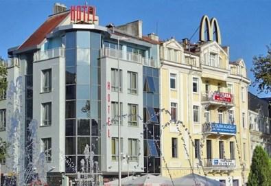 Почивка в хотел City Mark, Варна: 1 нощувка на човек в двойна стая, дете до 6.99 г. - безплатно настанено! - Снимка
