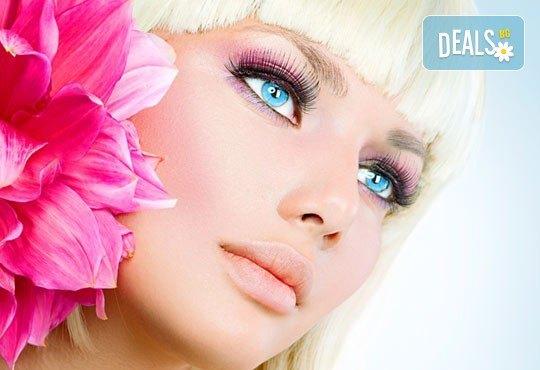 Подарете си мигли от естествена коприна и изглеждайте зашеметяващо благодарение на салон за красота Hari Hair Design! - Снимка 3