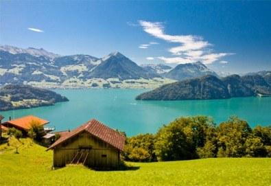 Самолетна екскурзия до Швейцария с посещение на Цюрих, Женева, Лозана, Страсбург и Базел! 4 нощувки със закуски и самолетен билет от София Тур! - Снимка