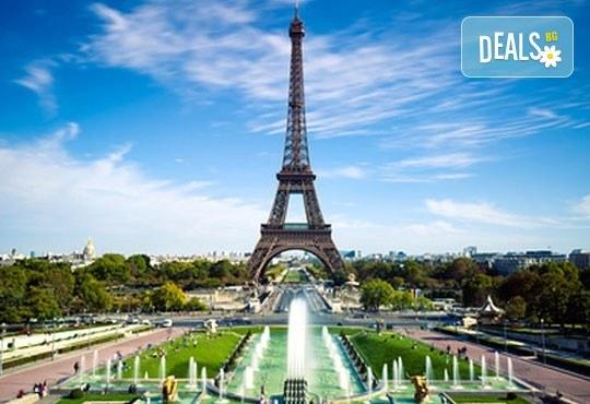 Март-ноември в Париж и Лондон: 5 нощувки със закуски, самолетен билет, трансфери