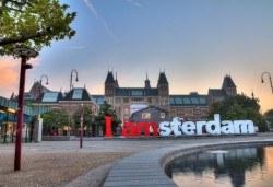 Април-октомври в Амстердам, Холандия: 3 нощувки и закуски, самолетен билет