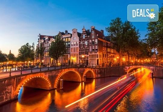 Екскурзия до романтичния Амстердам - северната Венеция! 3 нощувки със закуски, самолетен билет и водач от София Тур! - Снимка 2