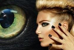 Бъдете в центъра на вниманието! Маникюр с магнитен гел лак или тип котешко око от студио за красота Фантастико - Снимка