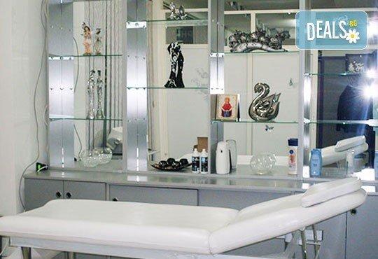 1/6 процедури фотоподмладяване на лице и шия с апарат E-light (RF+IPL) от най-ново поколение в Beauty Angel + маска с хилауронова киселина, авокадо и жожоба на RYOR! - Снимка 6