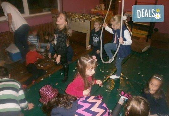 Чист въздух и игри в Драгалевци! Детски център Бонго-Бонго предлага 3 часа лудо парти за 10 деца и родители! - Снимка 11