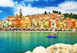 Екскурзия до Барселона, Италианска и Френска ривиера! 7 нощувки със закуски и 3 вечери, самолетен билет и пътни такси - Снимка