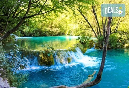 Екскурзия до Хърватия - Плитвишки езера, Опатия и Риека: 3 нощувки със закуски и вечери, посещение на Загреб, транспорт и водач - Снимка 2