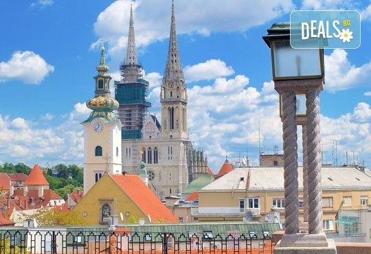 Екскурзия до Хърватия - Плитвишки езера, Опатия и Риека: 3 нощувки със закуски и вечери, посещение на Загреб, транспорт и водач - Снимка 6