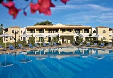 Великденска All Inclusive почивка на о. Корфу, Гърция: 3 нощувки в Gelina Village Resort & Spa 4*, водач и транспорт с нощен преход на отиване от ИМТУР! - Снимка