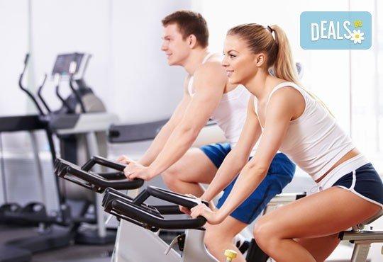 Спорт и SPA! Комбинирана карта за 3 фитнес тренировки и 3 SPA процедури /сауна или парна баня/ в модерния Фитнес център BELIZE до Mall of Sofia! - Снимка 2