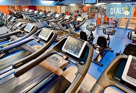 Спорт и SPA! Комбинирана карта за 3 фитнес тренировки и 3 SPA процедури /сауна или парна баня/ в модерния Фитнес център BELIZE до Mall of Sofia! - Снимка 7
