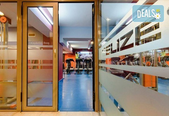 Спорт и SPA! Комбинирана карта за 3 фитнес тренировки и 3 SPA процедури /сауна или парна баня/ в модерния Фитнес център BELIZE до Mall of Sofia! - Снимка 6