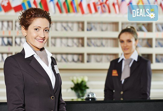 Развийте професионалните си умения с обучение за Администратор в хотелиерството и сертификат от Център за професионално обучение към Интелект Кооп ЕООД - Снимка 1